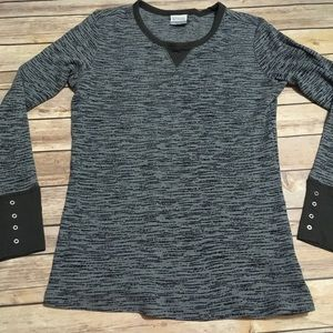 Columbia Long Sleeve Waffle Shirt